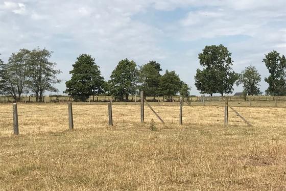 LAATSTE LOT voor het bouwen van een open bebouwing! Gelegen in het midden van de velden, prachtig gelegen bouwgrond van 1281 m².
