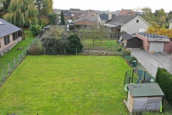 2 bouwgronden voor halfopen bebouwing gelegen in een rustige straat en het hartje van de Vlaamse Ardennen!