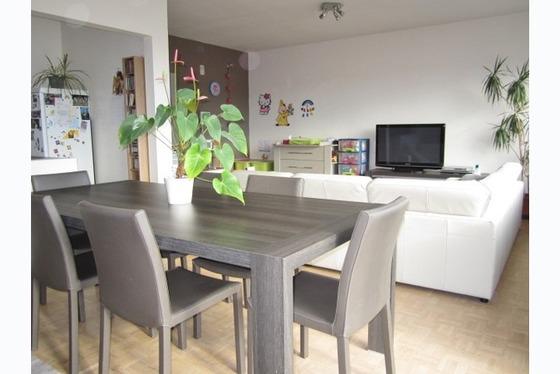 VERKOCHT OP 1ste BEZOEKDAG ! Prachtig gerenoveerd appartement in 2008 met gezellig terras en balkon ...